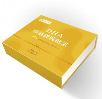 善卡优·DHA藻油凝胶糖果(90粒)