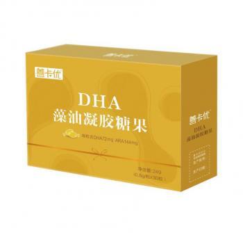 善卡优·DHA藻油凝胶糖果(30粒)