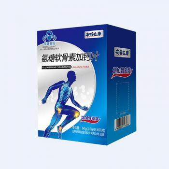 安谷立康·氨糖软骨素加钙片
