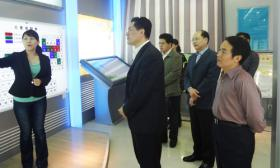 濟南市組織部副部長姜杰到我公司調研黨建工作